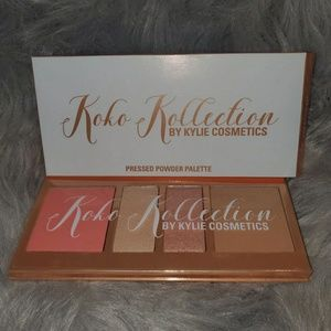 Kylie Jenners koko collection/pressed powder